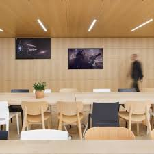 Creative Architects And Interiors Office Interior Architecture And Design Dezeen