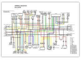 dr z400 color wiring diagrams
