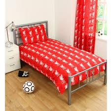 Ferrari Duvet Set Liverpool Fc Single And Double Duvet Cover Sets Bedroom Bedding