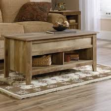 wood coffee table with storage storage coffee tables you ll love wayfair