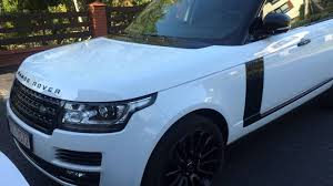 land rover black 2016 range rover black design 2014 youtube