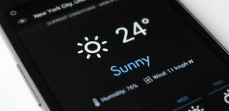 best android weather widget we recommend unique style customizable weather widgets android