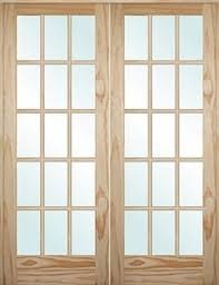 Interior Wood Doors With Frosted Glass Interior Door With Large Frosted Glass Panel Home Decor