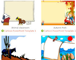 template powerpoint keren animasi mershia info