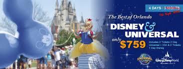 discount orlando tickets disney world vacation universal studios