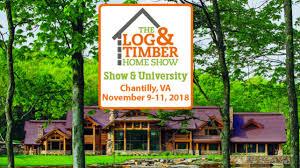 home and design show dulles expo 2018 log timber home show chantilly va nov 9 11