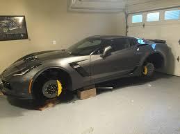 damaged corvettes for sale cracked tires and now damaged rims corvetteforum chevrolet