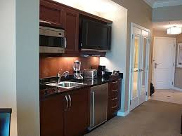 Elegant Kitchen Cabinets Las Vegas Aparthotel Jet Luxury At Signature Las Vegas Usa Booking Com