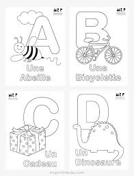 alphabet coloring pages in spanish spanish alphabet coloring pages mr printables average printable free