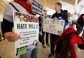 bathroom bill u0027 to cost north carolina 3 76 billion
