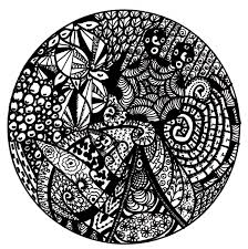 free printable mandala coloring pages mandala zentangle
