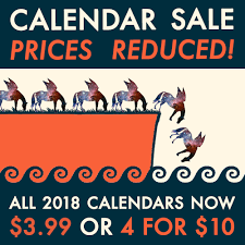 calendars for sale pegasus books 2018 calendar sale pegasus books