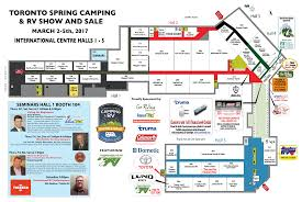 Rv Floor Plan by Floor Plan 2018 Toronto Camping And Rv Show