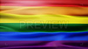 Rainbow Pride Flag Pride Flag Stock Motion Graphics Youtube