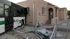 ac transit crashes into richmond home several injuries