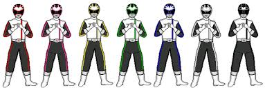 cyborg u0027s power rangers