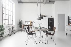 Modern White Dining Room Table Take A Bite Out Of 24 Modern Dining Rooms