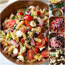 photos of italian pasta salad recipes facebook