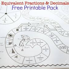 the 25 best equivalent fractions chart ideas on pinterest
