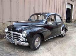 peugeot classic cars classic peugeot for sale on classiccars com