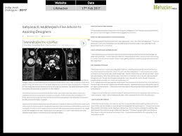 design bureau inspiring dialogue on press release fcml design initiative