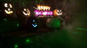 spirit halloween mobile al halloween laser light display using an sl 30 blu with high powered
