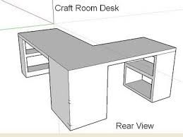 Scrapbooking Tables Desks Best 25 Craft Desk Ideas On Pinterest Craftroom Ideas Homework