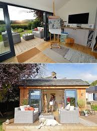 backyard shed office you would love to go to work amazing diy