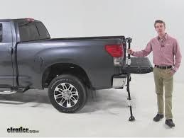 toyota tundra rack toyota tundra truck bed bike rack etrailer com