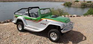 water jeep the panther water car 135 000 ewillys
