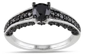 black diamond promise ring diamonds black diamond engagement rings for scope black