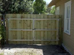 fence stunning how to install a fence gate how to build a wood