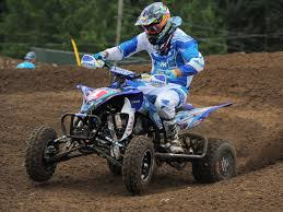 atv motocross yamaha yfz atv illustrated