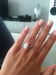lively wedding band a list engagement ring inspiration lively wedding ring