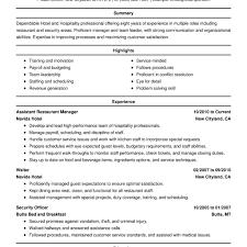 hospitality resume template hospitality resume templates resume template for hospitality resume