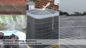 outdoor misting systems misting system mist cooling blog