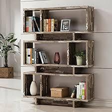 Bookcase In Wall Amazon Com Coaster Bookshelf White Kitchen U0026 Dining