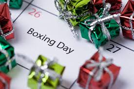 what is boxing day and how did it get its name