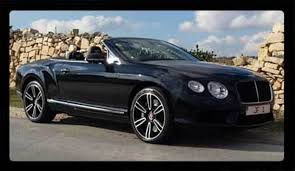 bentley continental convertible bentley continental for rent in malta malta rentals directory