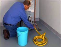 install a gas water heater