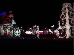 benson nc christmas lights meadow lights in meadow nc youtube