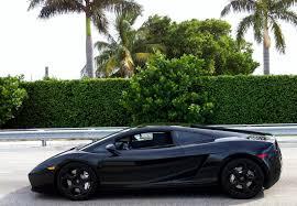 Lamborghini Gallardo Matte Black - black lamborghini gallardo with black rims exotic cars on the