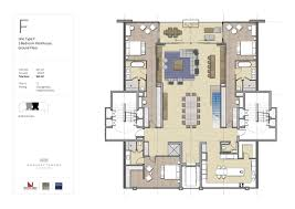 Embassy Floor Plan by Embassy Penthouse Types