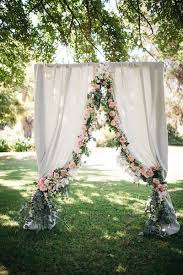 wedding arch ideas garden wedding arch ideas femaline
