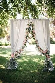 Garden Wedding Ideas Garden Wedding Arch Ideas Femaline