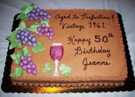 50th birthday cake quotes a birthday cake