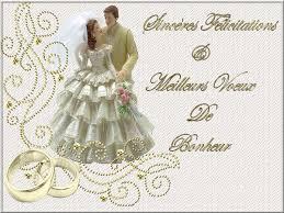 felicitations - Voeux De Bonheur Mariage