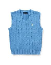 sweater vest for boys boys sweaters crewnecks cardigans in sizes 2 20 ralph