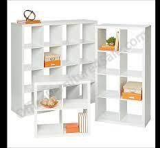 brenton studio outlet veneer 4 cube bookcase white sku 138662