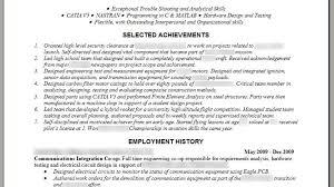 68 resume mechanical engineer sample bpo lead manager